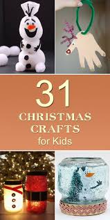 Holiday Crafts For Kids Easy - best 25 cheap christmas crafts ideas on pinterest santa crafts