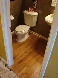 Installing Laminate Flooring In Bathroom Enchanting Laminate Flooring In The Bathroom Wonderful Installing