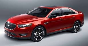 Taurus Sho Interior 2018 Ford Taurus Sho Review 2018 Cars Reviews