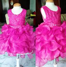 desain baju gaun anak desain baju gaun anak perempuan fashion masa kini 2018
