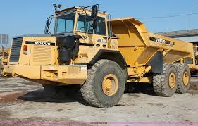 volvo haul trucks for sale 1997 volvo a35c articulated dump truck item e2824 sold