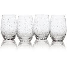 palm print stemless wine glass polyvore