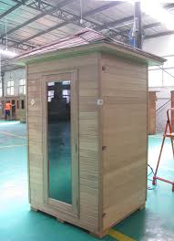 Outdoor Steam Rooms - 2 person steam room used beauty sauna outdoor steam room sale