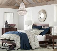 chandelier bedroom mia faceted crystal chandelier pottery barn