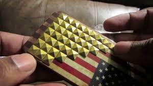 Triangle Flag Case Different U0026 Unique Epic Gold Pyramid Iphone 5 Hard Case American