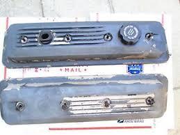 lt1 corvette valve covers 1992 corvette oem lt1 valve covers ebay