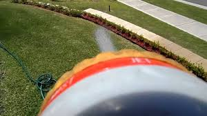 how to turn off a garden hose youtube