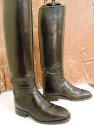 womens leather motorcycle riding boots just reduced vintage cavallo ladies leather riding boots