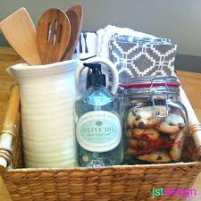 kitchen gift basket ideas house warming present best housewarming basket ideas on gift basket