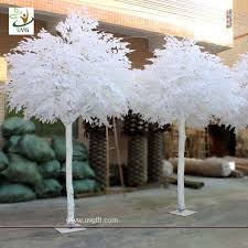 uvg gre011 10ft artificial winter trees with banyan branches
