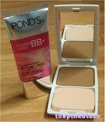 Bedak Pixy White pixy the pink blush