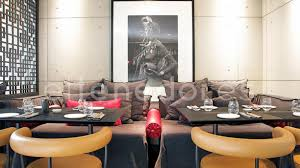 mr kao hotel claris in barcelona restaurant reviews menu and
