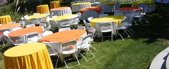 Table Cover Rentals by Oxon Hill Rentals Polyester Solid Linen Table Cover Rentals