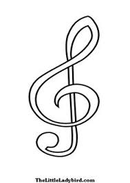 musical coloring pages piano u0026 music note