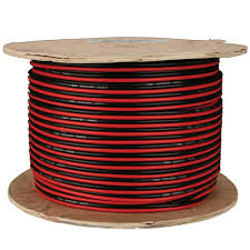 amazon com install bay speaker wire red and black 18 gauge 500