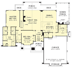 Best Lake House Plans Lake House Floor Plans With Walkout Basement Basements Ideas