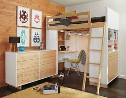 the best options from full size loft bed with dresser