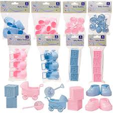 blue baby shower decorations bulk baby shower supplies at dollartree