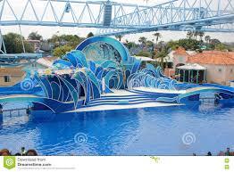 Sea World San Antonio Map by Dolphin At Seaworld Editorial Stock Photo Image 44375848