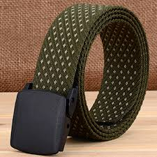 allergic to belt buckle hongmioo new canvas belt multifunctional drying