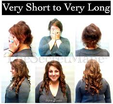 Hello Gorgeous Hair Extensions Review by Hair Extensions For Thin Hair Before And After
