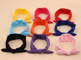 aliexpress buy top knot baby headbands choose color