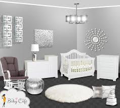 Modern Furniture Portland by Silver Modern Baby Nursery Modern Portland By Simply Baby