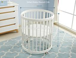 list manufacturers of round baby bed buy round baby bed get  with pine wood multi function round baby crib furniture from vetresearchnet