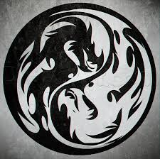 learn how to draw a tribal yin yang symbols pop culture free