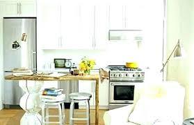 cuisine ouverte petit espace cuisine petit espace cuisine ouverte pour petit espace