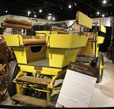 Upholstery Repair South Bend Indiana Studebaker Museum South Bend From Carriages To Automobiles