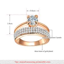 crystal pave rings images Classic aaa cubic zirconia finger ring gold secret jpg