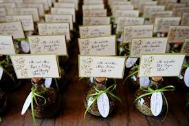 theme wedding favors add some italian flair to your wedding favors place cards and