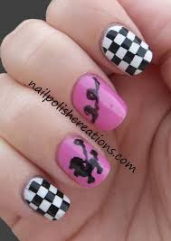 28 best gorgeous poodle nail art images on pinterest pink poodle