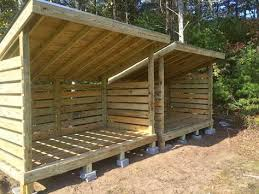 best 25 wood storage sheds ideas on wood shed
