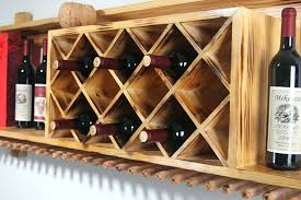 wine rack wall mounted wine glass storage rack wine rack from a