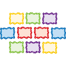 blank cards polka dots blank cards accents tcr4757 created resources