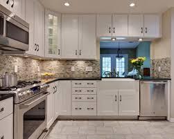 modern white shaker kitchen kitchen modern shaker style normabudden com