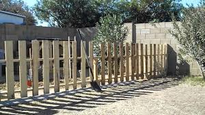 Build Vegetable Garden Fence by How To Build A Garden Fence Using Reclaimed Pallets Youtube