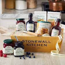 kitchen gift baskets stonewall kitchen berry breakfast gift basket 9