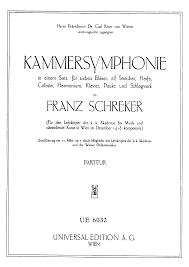 Camp Counselor Job Description For Resume by Kammersymphonie Schreker Franz Imslp Petrucci Music Library