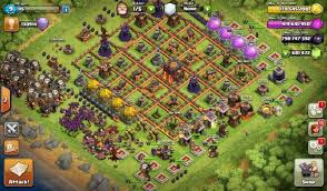 download game mod coc thunderbolt download clash of clans mod apk moedas elixir elixir negro e