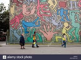 keith haring wall art shenra com keith haring stock photos keith haring stock images alamy
