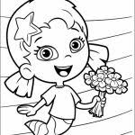 free bubble guppies coloring pages 20 free printable bubble guppies coloring pages