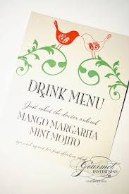 indian wedding programs nita s nature indian wedding and reception gourmet invitations