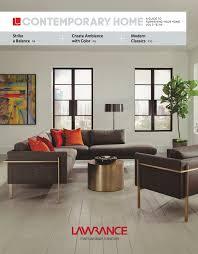 lawrance contemporary home magazine