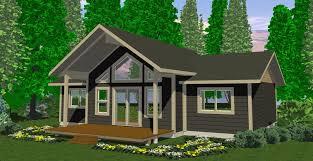 nova scotia log home plans
