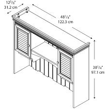bush fairview collection l shaped desk bush fairview collection l shaped desk with hutch and 2 drawer