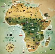 mapa de africa mapas para conocer áfrica de otra manera i africa no es