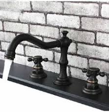 Cheap Bronze Bathroom Faucets by Kingston Brass Oil Rubbed Bronze Classic Double Handle Bathroom